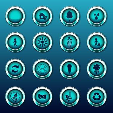 Eco Logos, Icons