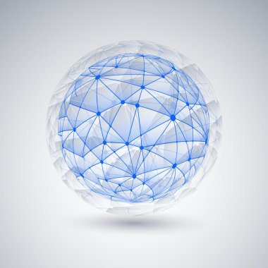 Networks - Globe Design