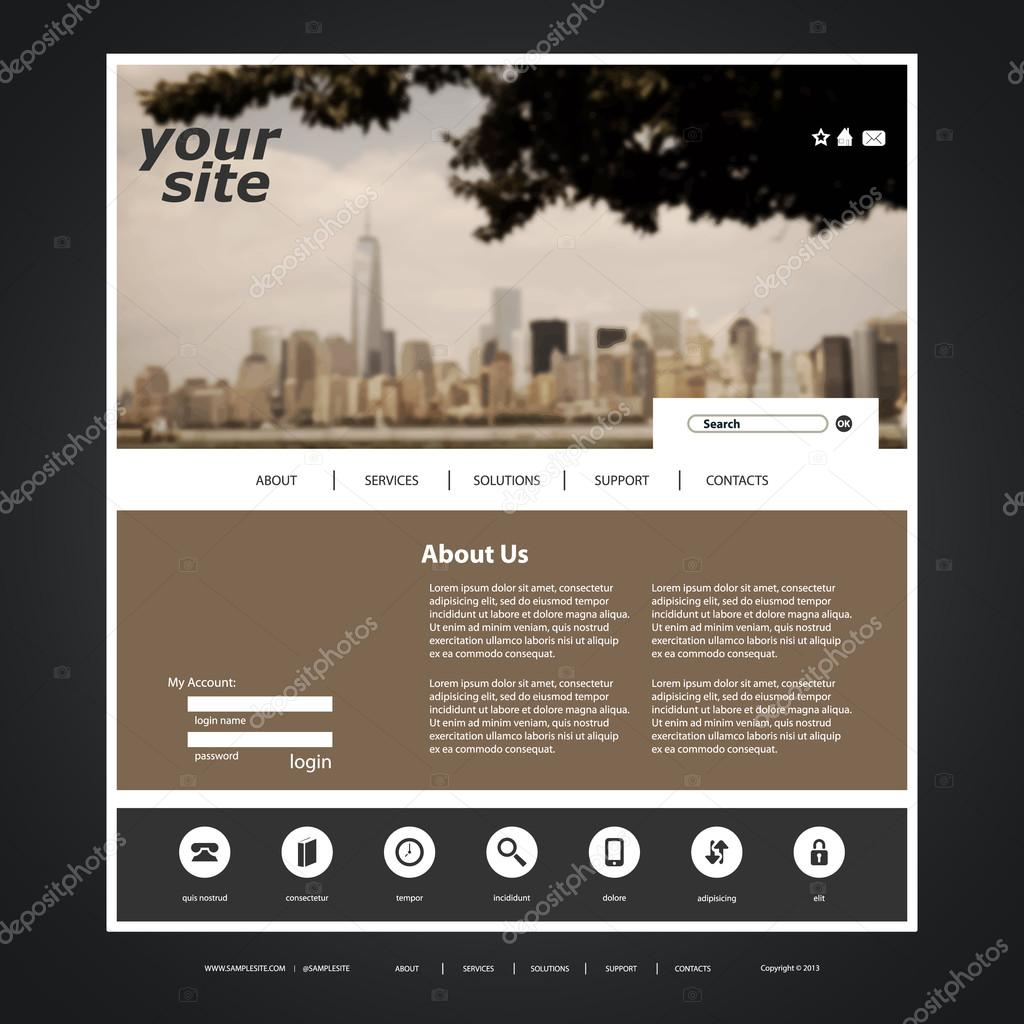17 best mobile-ready free architect website templates 2019 colorlib.