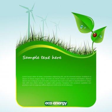 Eco Design or Website Template