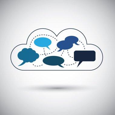 Cloud Computing and Telecommunication, Data Exchange Concept Design