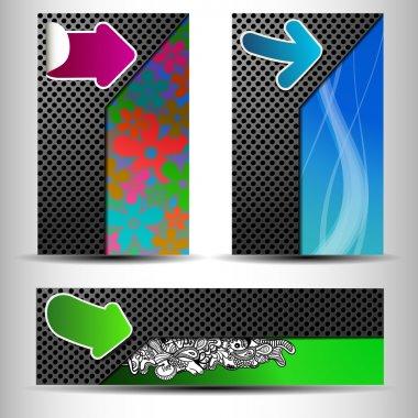 Banner or Header Designs
