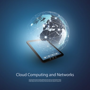 Global Networks - Design Concept for Your IT Business