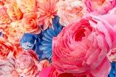 Fényképek Sok decoratory Művirágok
