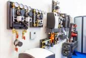 Fotografie Modulární blok systém vytápění