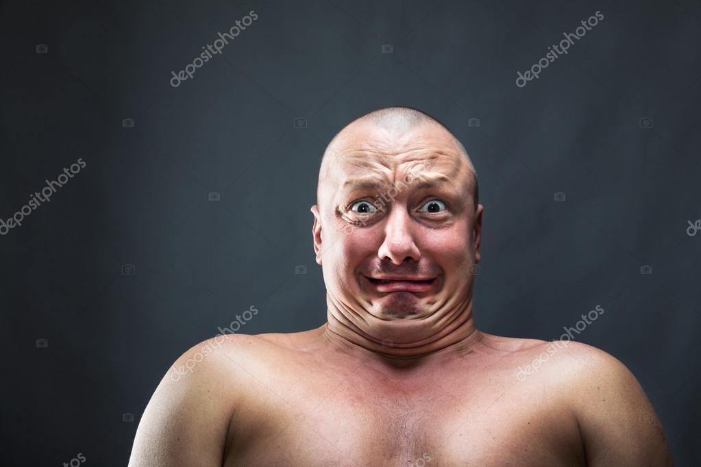 испуганное лицо фото