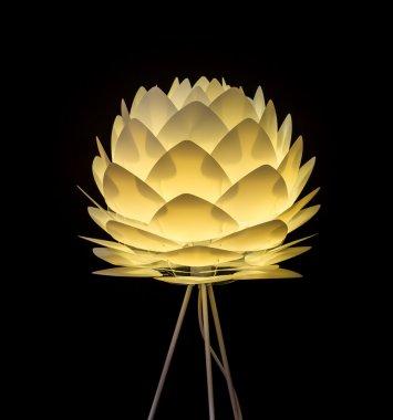 Modern decorative lamp