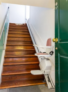 disabled people Stairlift