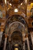 Photo  Santa Maria  in Palermo in Sicily, Italy