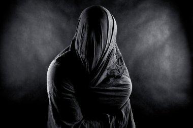 Ghost in the dark