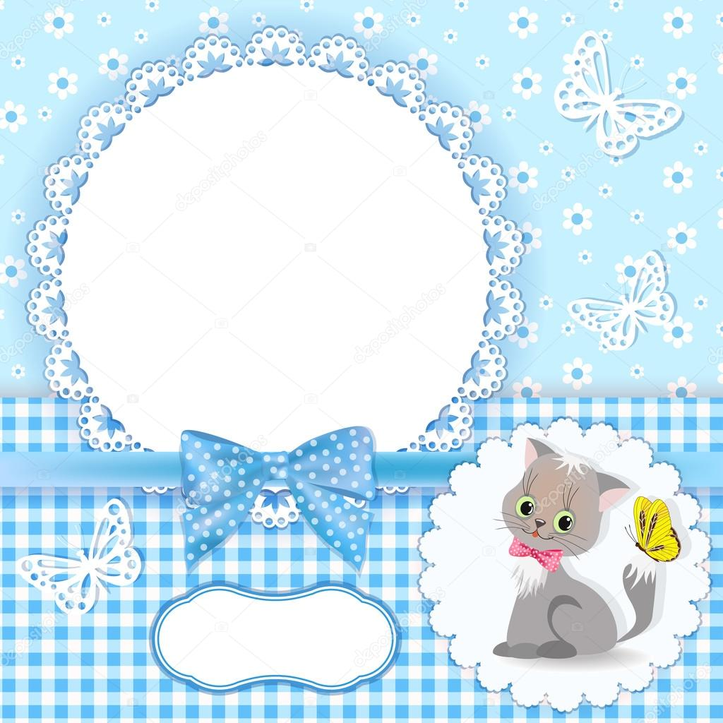 baby background with frame stock vector m a r g o 67095243