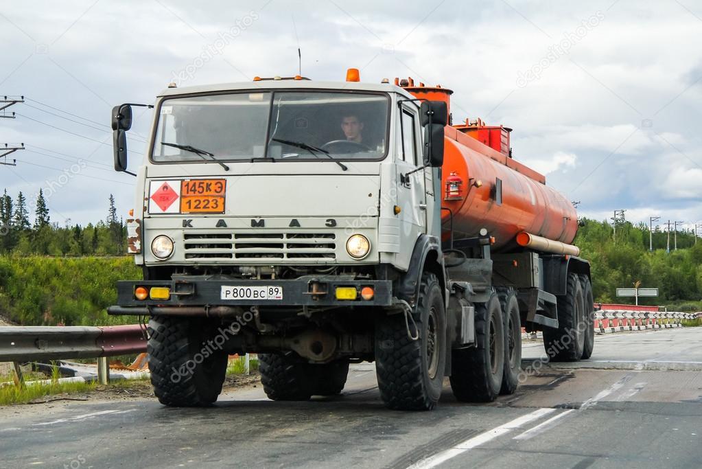 Kamaz トラック 4410 - ストック...