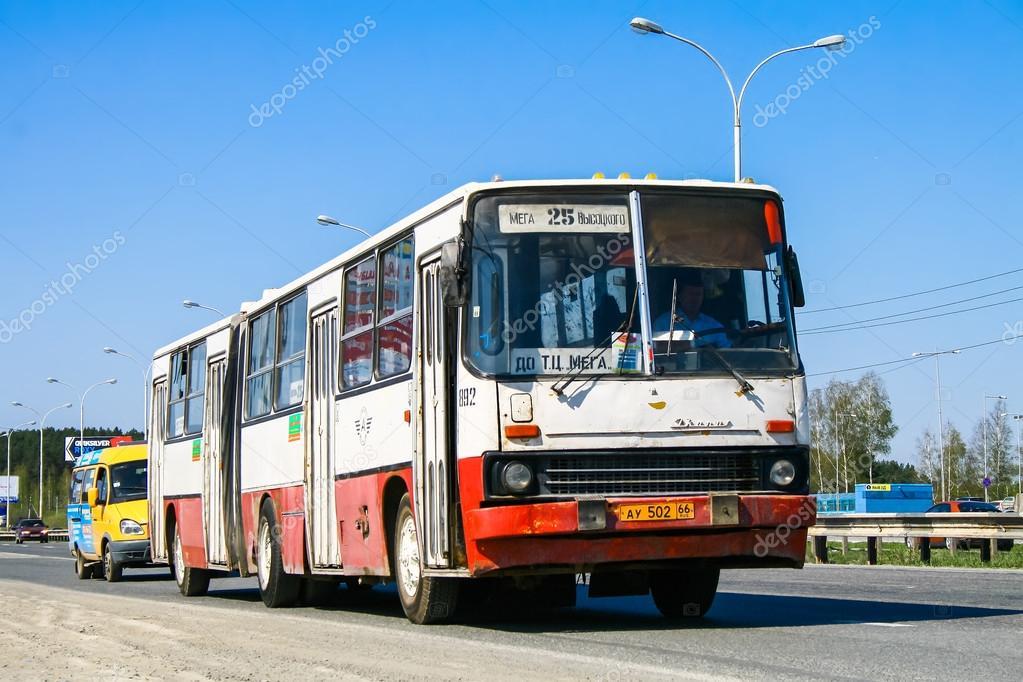 Bus Ikarus 280 Redaktionelles Stockfoto Artzzz 119017156