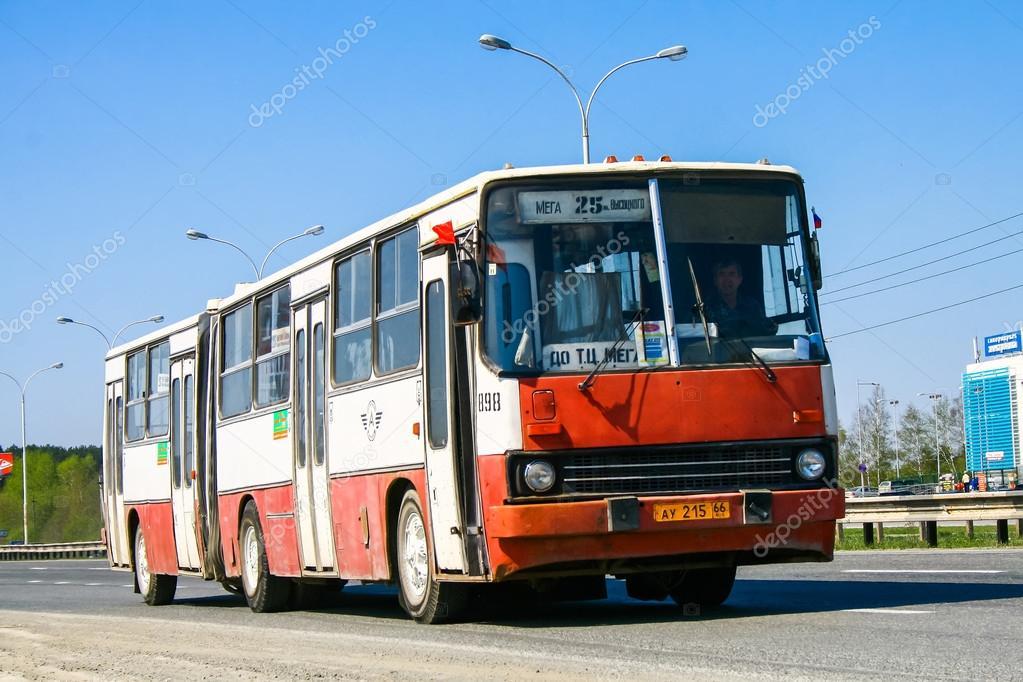 Bus Ikarus 280 Redaktionelles Stockfoto Artzzz 119017342