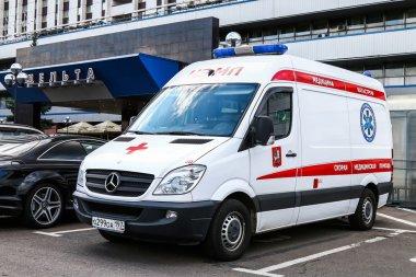 Ambulance car Mercedes-Benz Sprinter