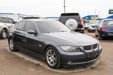 BMW E90 3-series