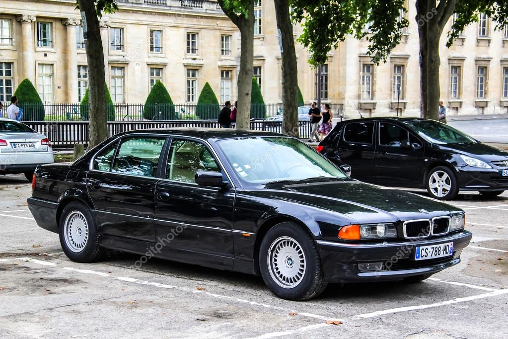 Ремонт двигателя BMW 7