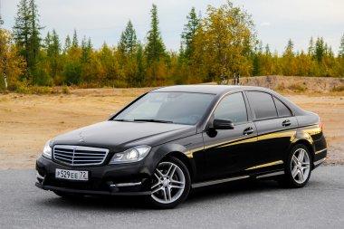 Mercedes-Benz W204 C-class