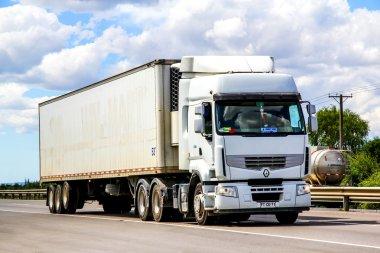 Semi-trailer truck Renault Premium