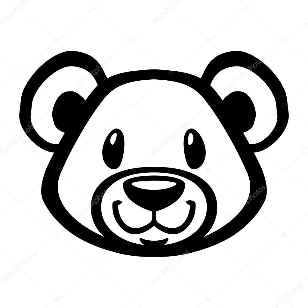 teddy bear vector stock vector briangoff 100596168 rh depositphotos com teddy bear vector png teddy bear vector illustration