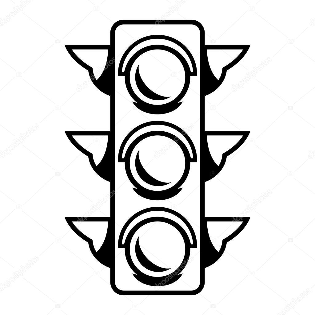 traffic light vector icon stock vector c briangoff 100637878 traffic light vector icon stock vector c briangoff 100637878