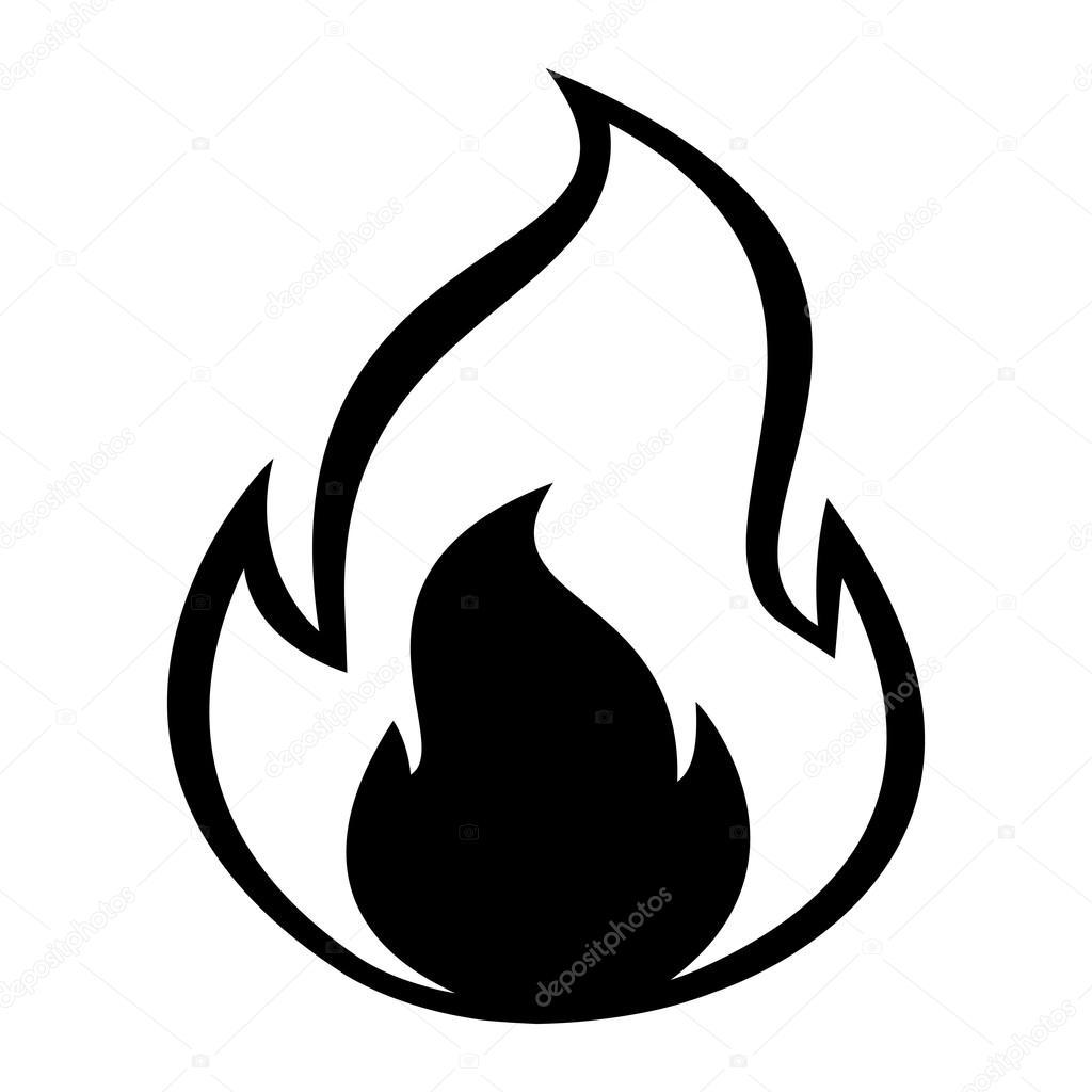 llama fuego vector icono vector de stock  u00a9 briangoff llama clipart printable llama clip art fiesta