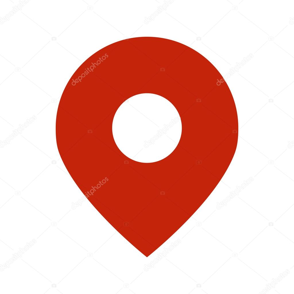 location travel geo pin vector icon stock vector briangoff