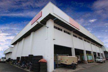 Fabrika Binası