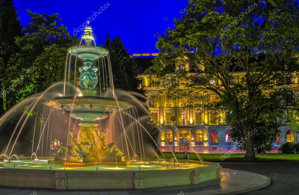 Hdr elenarts 74712905 for Jardin anglais geneve suisse