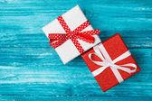 Fotografie Weihnachten Geschenk-Boxen