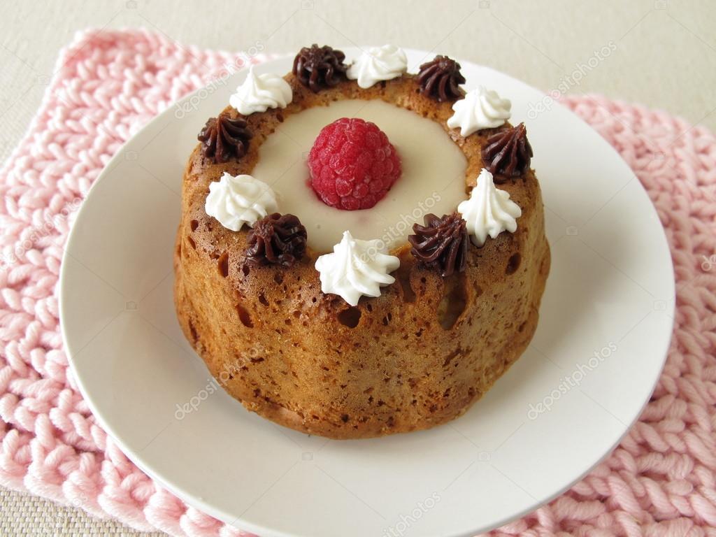 Small Birthday Cake Stock Photo Heikerau 81509142
