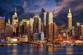 Midtown Manhattan Skyline