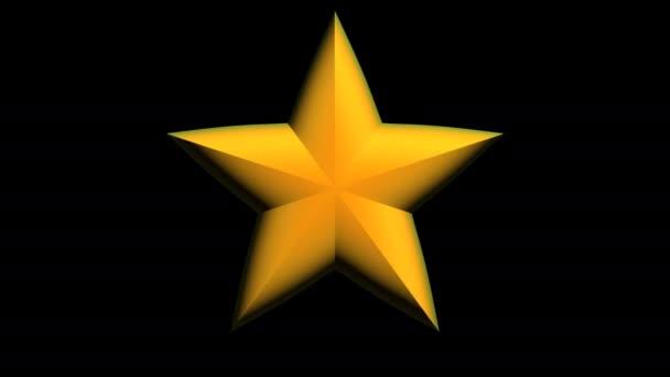 Hvězdicový odraz plastový hvězdicový tvar