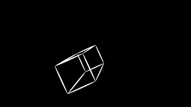 Rolling Cube Box 3d Vectors Mask