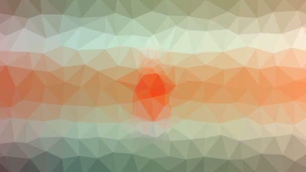 láhev alt fade zajímavé tessellating smyčka pulzující polygony