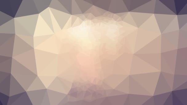 lukostřelba fade techno tessellating smyčka animované trojúhelníky