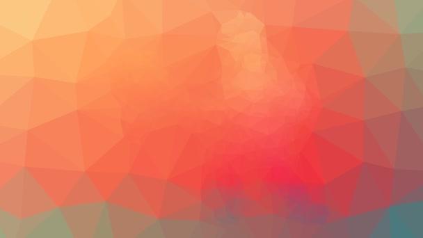 tenisz oldó techno tessellált hurok animált sokszögek