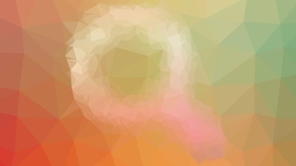 Suche finden Lupe vergrößern Auflösung seltsame tessellated looping pulsierende Polygone