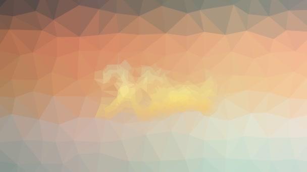 Kiwi löst interessante tessellating looping pulsierende Polygone auf