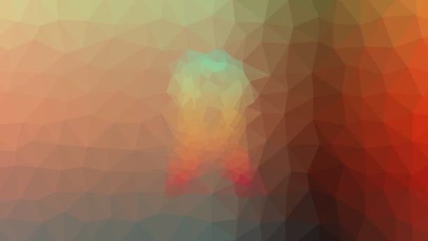rozhledna objevující se zajímavé tessellation smyčka pulzující polygony