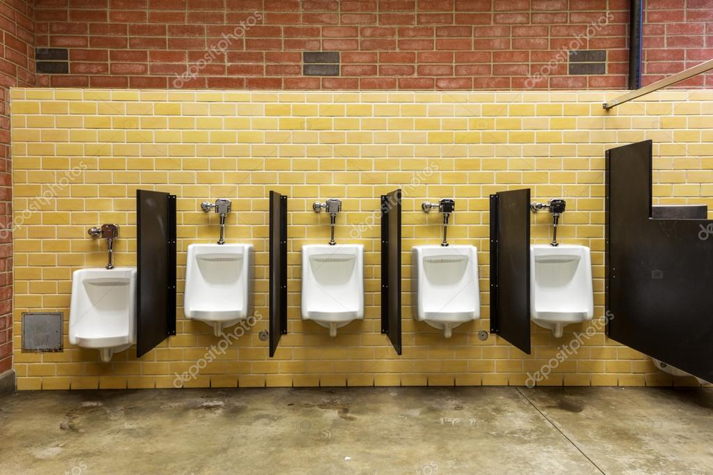 Interieur van openbare toilet in seattle u stockfoto zhudifeng