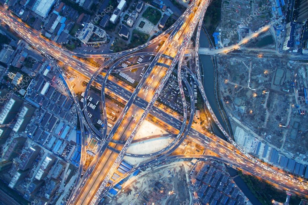 Картинка пересечение дорог