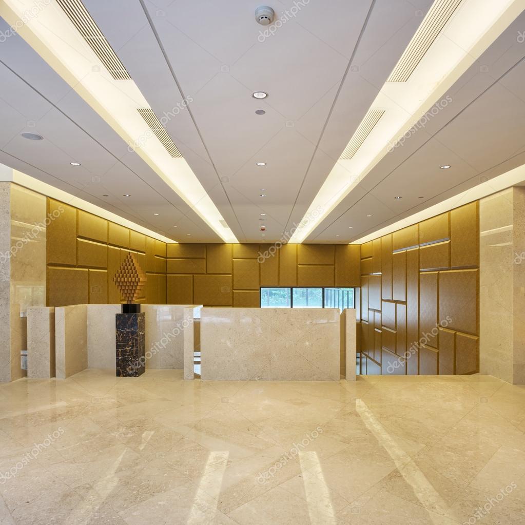 moderne büro, flur mit bestnote dekoration — stockfoto © zhudifeng, Modern Dekoo