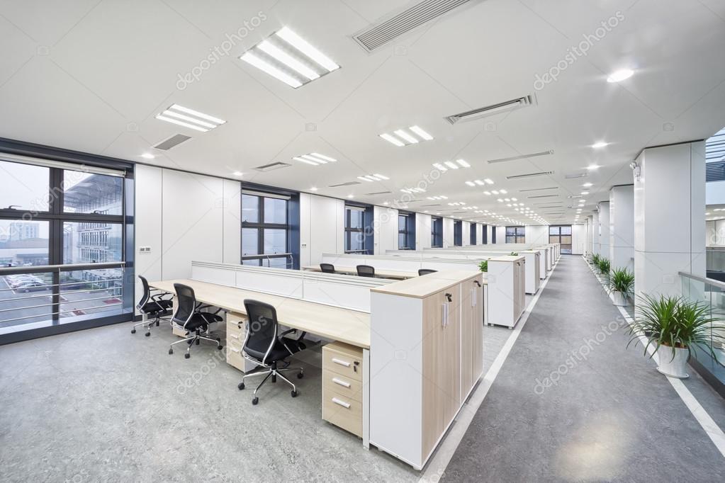 Intérieur de bureau moderne u foto de stock zhudifeng
