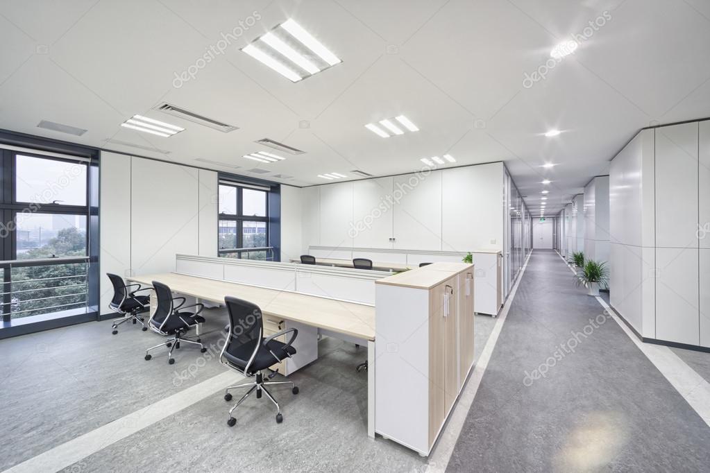 Modern Kantoor Interieur : Moderne kantoor interieur u stockfoto zhudifeng