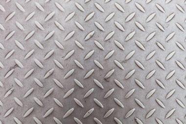 Diamond iron plate stock vector
