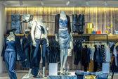 Fényképek mannequins shopfront