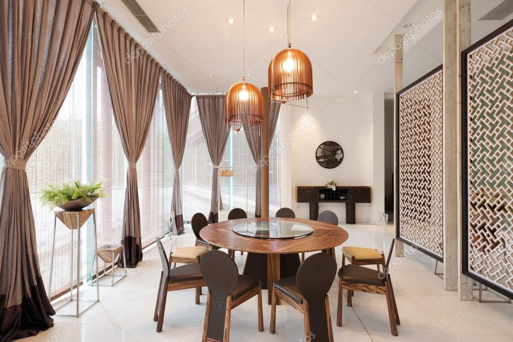 Moderne inrichting eetkamer interieur ideeen woonkamer kleur