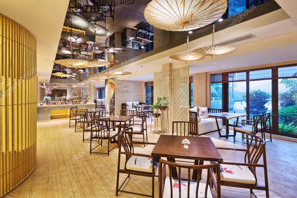 decoratie van moderne cafetaria van het hotel foto van zhudifeng