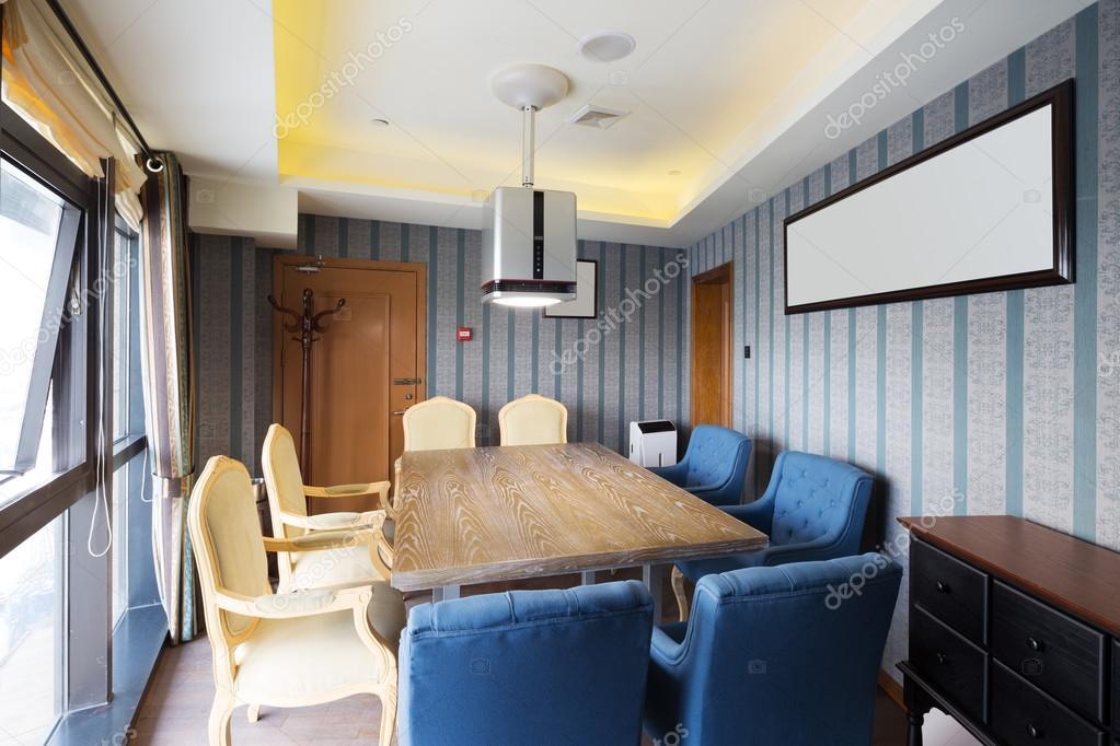 intérieur du café moderne — Photographie zhudifeng © #95083012
